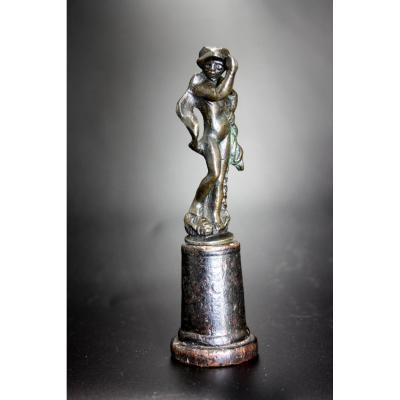 David And Goliath, Bronze