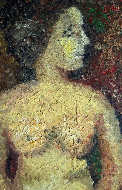 Nu Matiériste, Jean Marc Murati 1972-photo-3