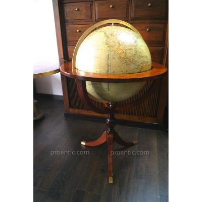 Globe Stand 1934 By Girard Barrere & Thomas