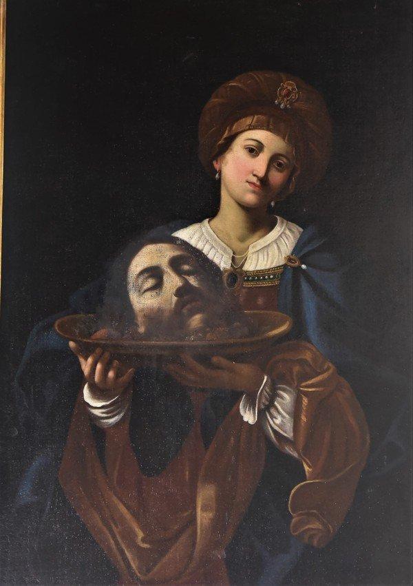 Peinture Ancienne Du XVIIe Siècle