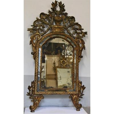 Miroir Ancien Du XVIIIe Siècle