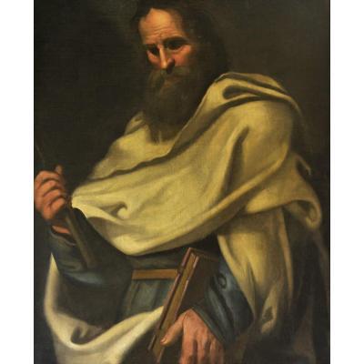 San Bartolomeo - Oil On Canvas XVII Century