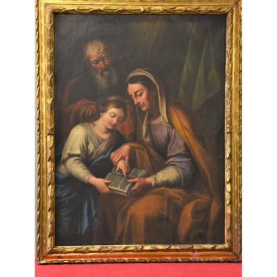 Peinture Ancienne De l'école Italienne De 1600