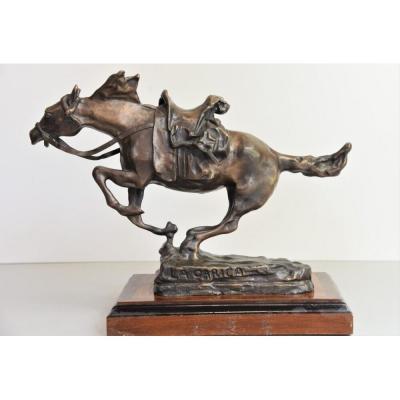 Bronze Sculpture Of The 19th Century