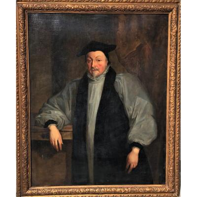 17th Century Dutch Old School Portrait