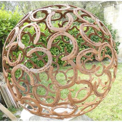 Sphere En Fer