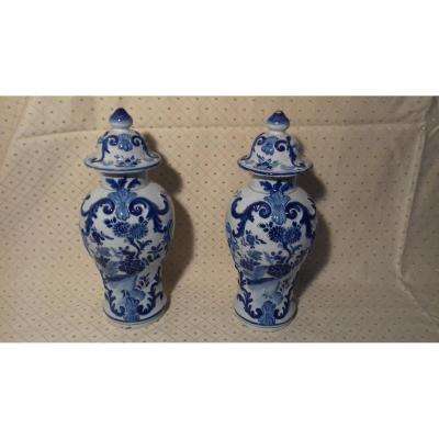 Earthenware From Delft XVIIIth Century