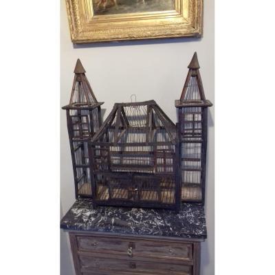 Cage à Oiseaux époque XVIIIème Siècle