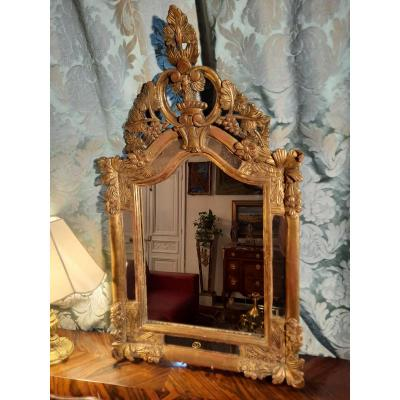 18th Century Provençal Mirror