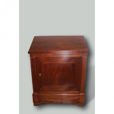 Lectern Furniture Louis Philippe Debut Nineteenth Mahogany