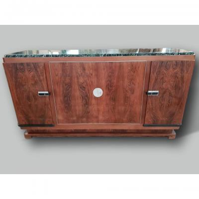 Large Art Deco Sideboard