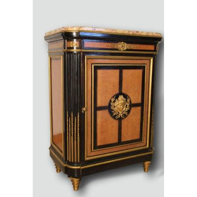 Napoleon III Support Height Cabinet From Guillaume Grohé