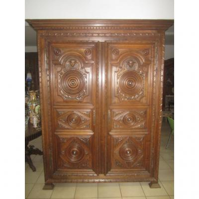 Eighteenth Cabinet Walnut