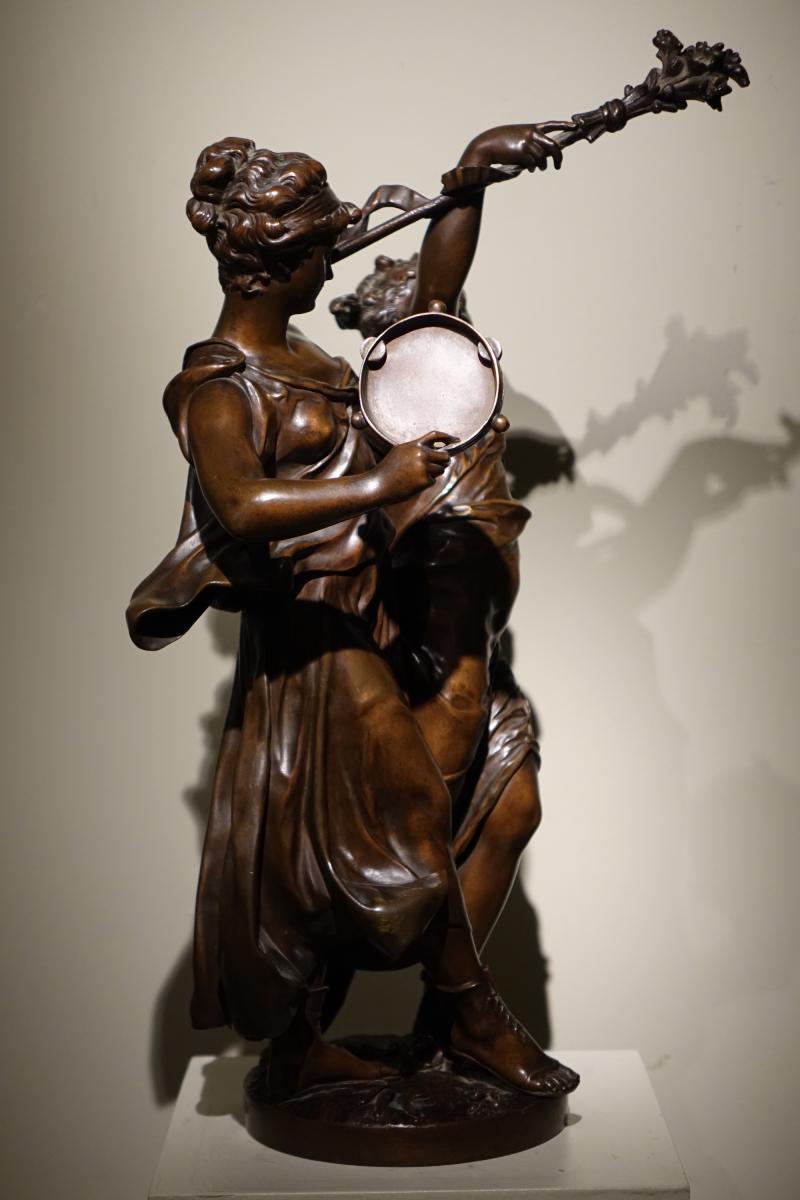Bronze De Henry Dumaige