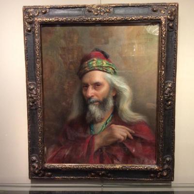 Portrait d' Epraïm