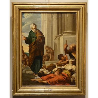 Saint Paul Guerissant Les Malades