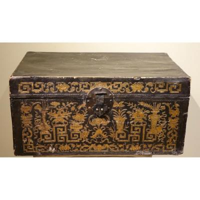 Chinese Travel Trunk