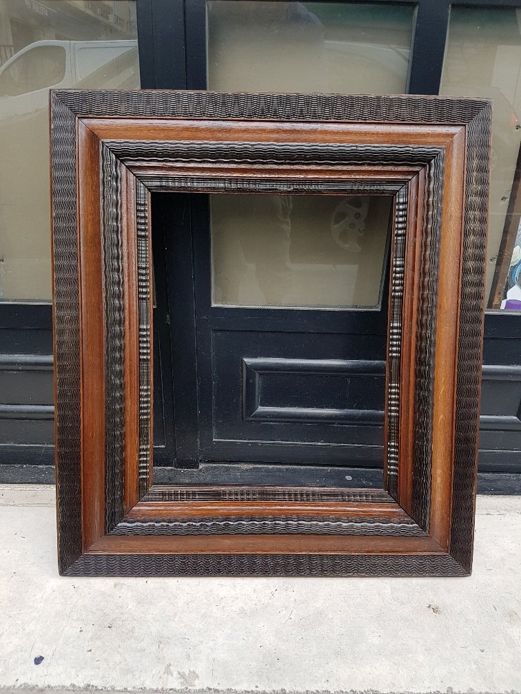 19th Century Dutch Style Frame