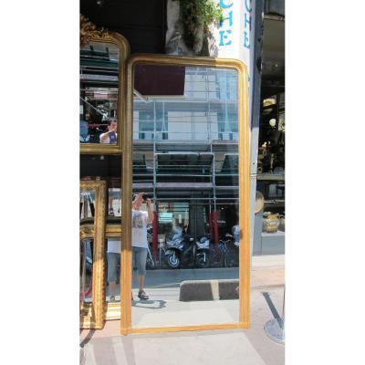 Large Mirror Louis Philippe Dore