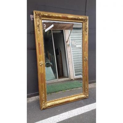 Miroir Ancien d'époque Louis-philippe