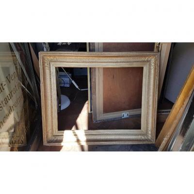 Golden Channel Frame