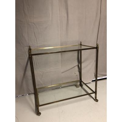 Two Tray Table