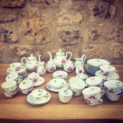 Limoges Porcelain Tea Services