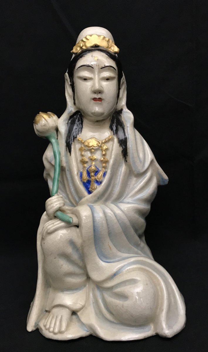 Guanym Chinese Deity