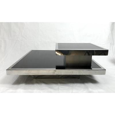 70s Coffee Table In The Taste Of Willy Rizzo