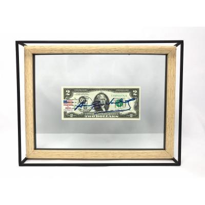 Andy Warhol 2 Dollars Jefferson 1976