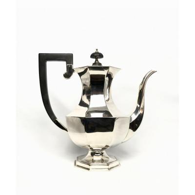 50s / 60s Regency Teapot With Cut Pans