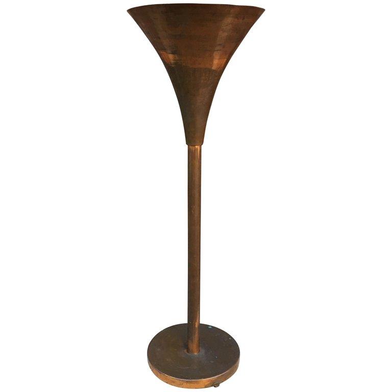 Robert Mallet Stevens, Modernist Art Deco Lamp Circa 1920/1930