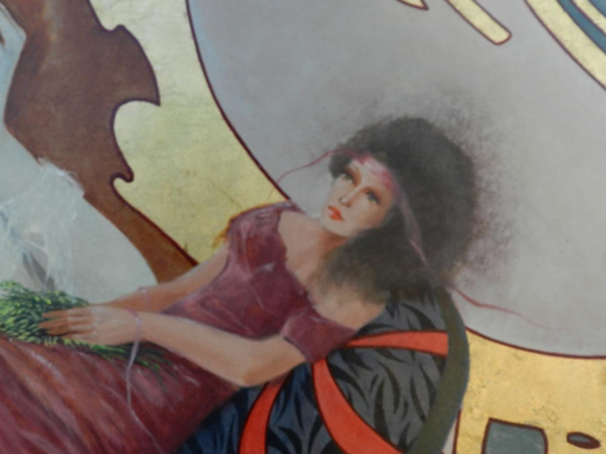 Pierre Petit, Oil On Canvas:-photo-3