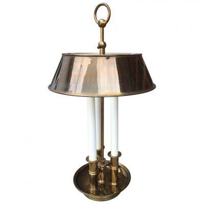 Lampe Bouillote Circa 1950/1960 Dans Le Style De La Maison Charles