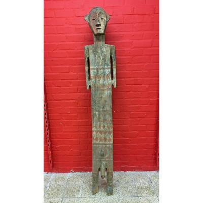 Cercueil Anthropomorphe, Ou Statue Funéraire  Efomba Ntombe, Vers 1950