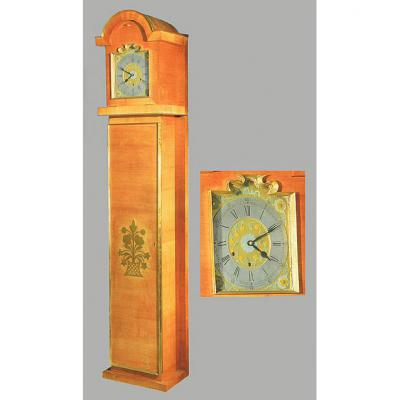 Horloge de parquet sur proantic 20 me si cle for Decoration 19eme siecle