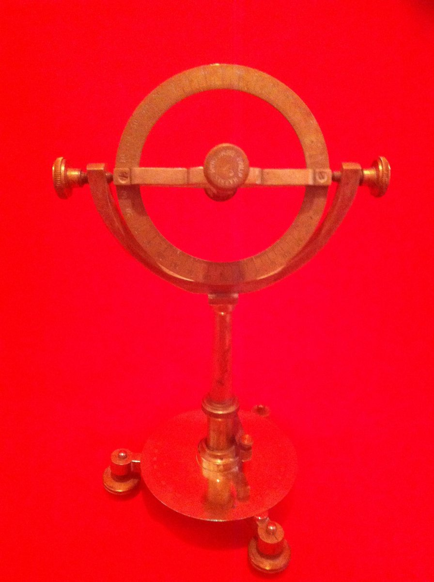 Instrument Scientifique ; Angleterre XIXè