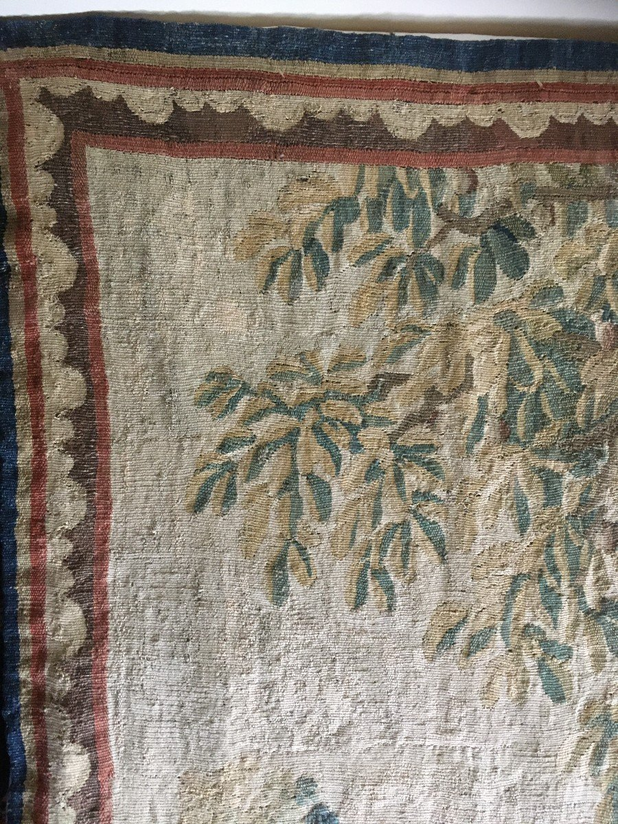 Polychrome Tapestry Manufacture Royale Aubusson-photo-4