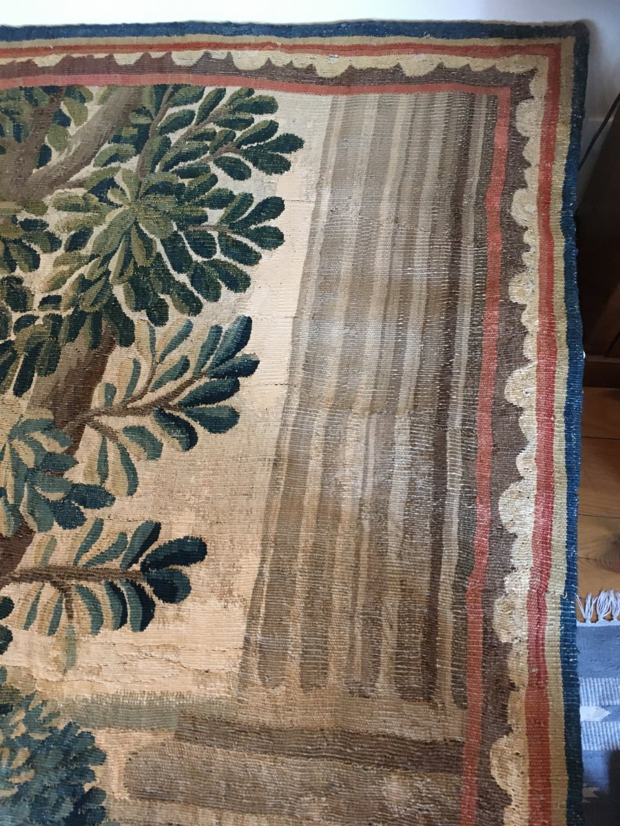 Polychrome Tapestry Manufacture Royale Aubusson-photo-1