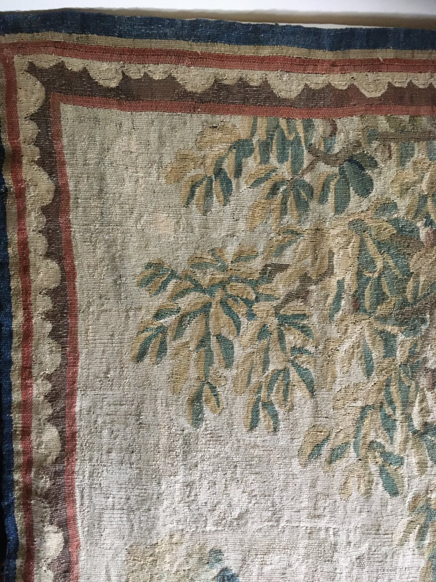 Polychrome Tapestry Manufacture Royale Aubusson-photo-3