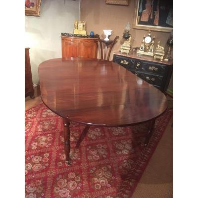 Large Table With 6 Feet