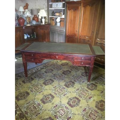 Large Directoire Office Mahogany.