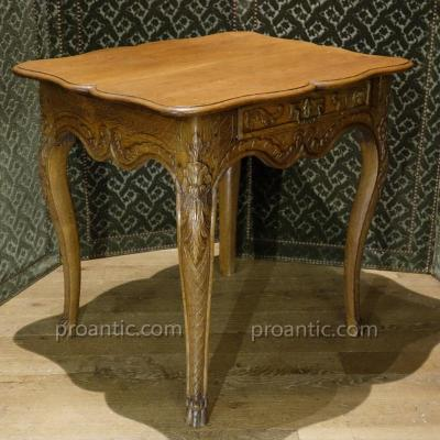 Write Table Epoque Eighteenth Century