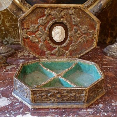 Jewelry Box Louis XV Era