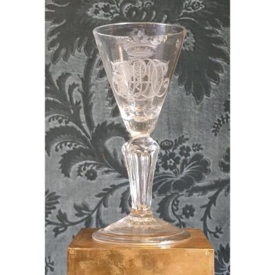 Leg Glass Louis XV Period