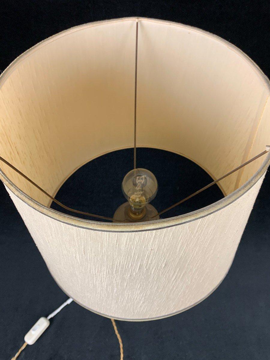 Vase Asie Monté En Lampe -photo-4