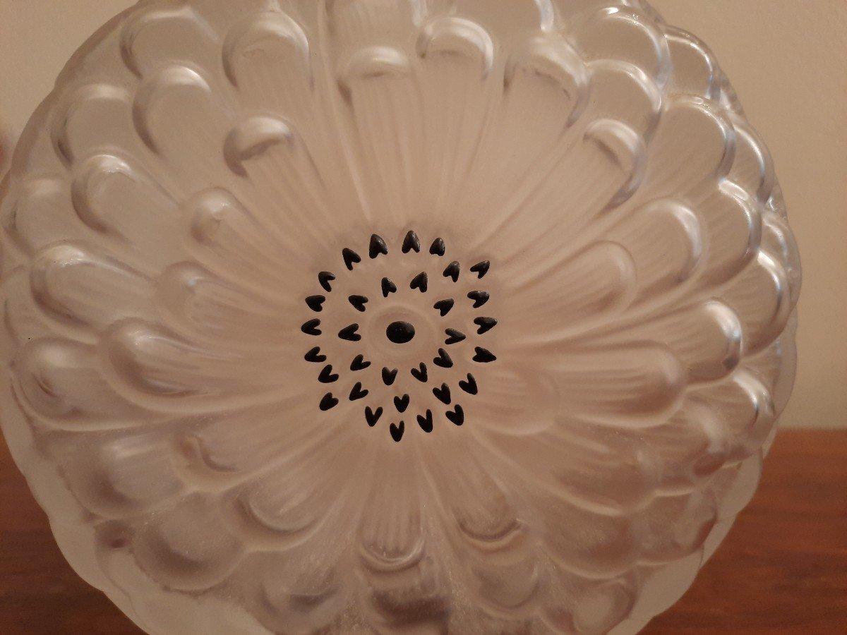 Grand Flacon Verre Lalique -photo-2