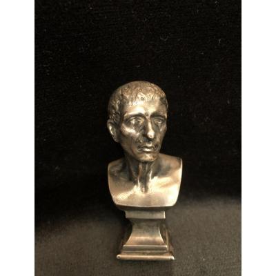 Cachet-Jules César-bronze