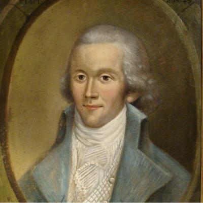 Portrait d'Homme Directoire