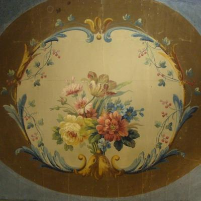 Aubusson Tapestry Carton